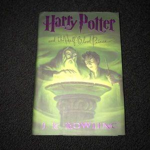 Other - Harry Potter hard back book half blood prince